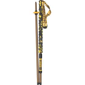 Grivel Trail 2 bastoncini Foldable giallo/nero